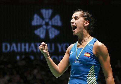 Carolina Marín prolonga su estado de gracia con otra final