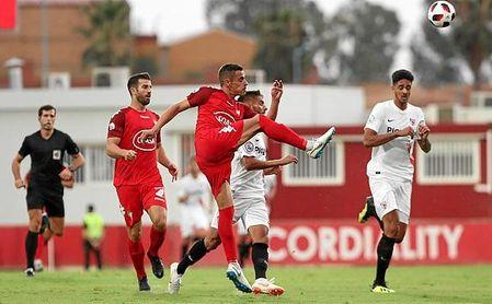 Marbella-Sevilla Atlético: Con la inercia como arma