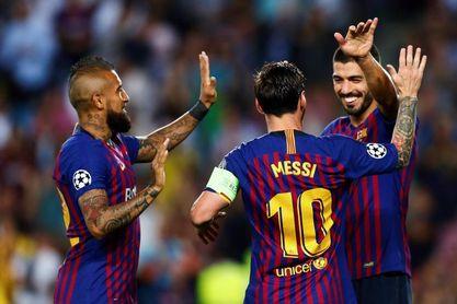 """4-0. Messi demuestra por qué este año va a por la """"linda Copa"""""""