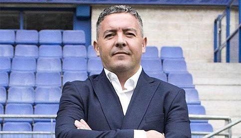 David Vizcaíno, un andaluz al frente del Sochaux