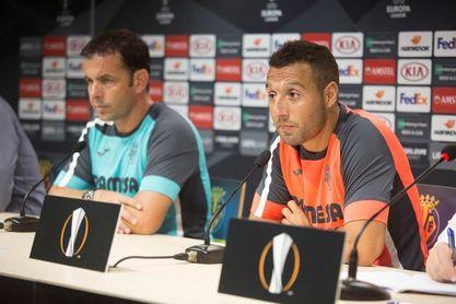"""Santi Cazorla: """"Será especial enfrentarme a Steven Gerrard"""""""