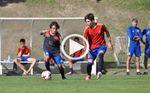 Carlos, de LaLiga Promises a España Sub 16