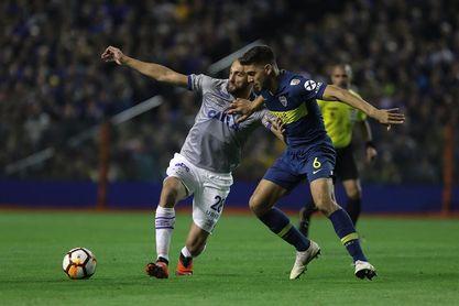 2-0. Zárate y Pérez ponen adelante a Boca y contra las cuerdas al Cruzeiro