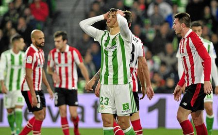 LaLiga modifica el horario del Betis-Athletic