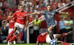 Sevilla, Valencia, Real Sociedad y Atlético, con espías en el Benfica-Bayern