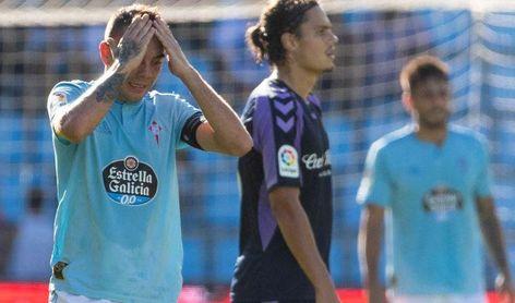 3-3. El argentino Leo Suárez completa en el 93 la remontada del Valladolid