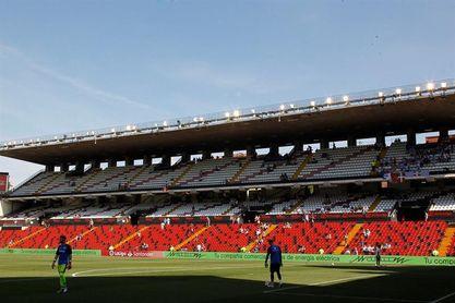 La fiesta del fútbol regresa a Vallecas un mes después