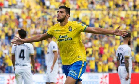 1-0. Un gol de Rafa Mir pone fin al pleno del Málaga