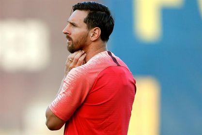 Messi no jugará los amistosos de Argentina ante Irak y Brasil en Arabia Saudí