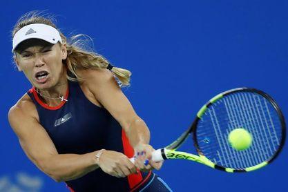 La puertorriqueña Mónica Puig se medirá en octavos con la danesa Wozniacki