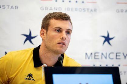 Abromaitis admite que el Madrid es un rival difícil aunque no imposible