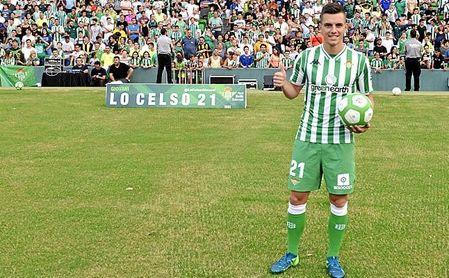 Giovani Lo Celso está cedido por el PSG, pero si el Betis se mete en Europa estará obligado a comprarlo por 25 kilos.