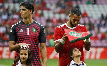 Marruecos convoca a tres futbolistas de la Liga española en duelos de la Copa Africa