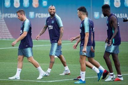 """Pep Segura: """"Vidal ha faltado el respeto a sus compañeros y rectificará"""""""
