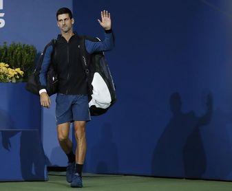 Djokovic-Zverev y Federer-Coric, semifinales en Shanghái