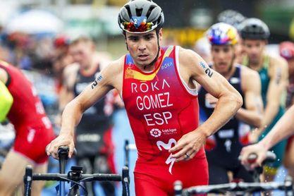 Gómez Noya e Iván Raña, apuesta española en la gran cita del triatlón