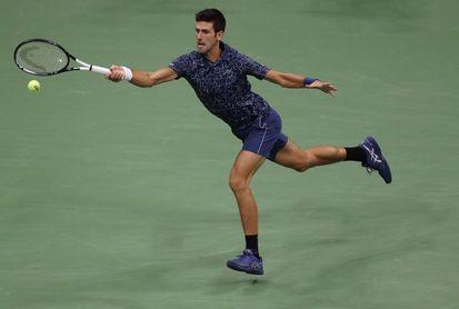 Djokovic consigue arrebatarle el número dos a Federer y se lanza a la caza de Nadal