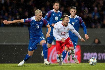 1-2. Suiza restablece sus opciones y envía a segunda a Islandia