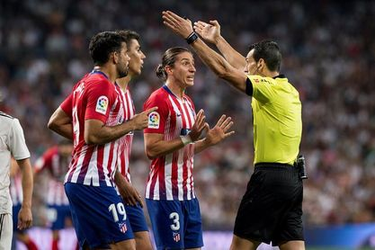 Martínez Munuera dirigirá el Barcelona-Sevilla