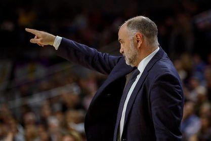 """Laso: """"A Luka Doncic le irá bien en la NBA, tiene estrella"""""""