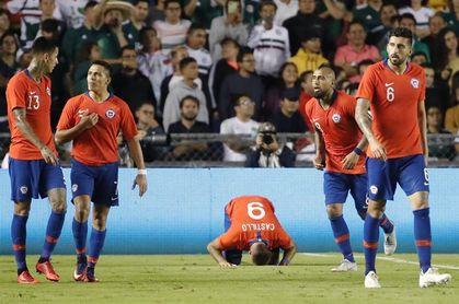 Chile vuelve a saborear el triunfo cuatro meses después