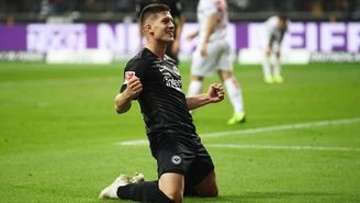El serbio Jovic fulmina al Düsseldorf con un repóquer de goles