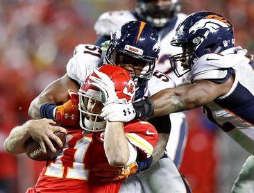 10-45. Broncos se exhiben ante los desahuciados Cardinals