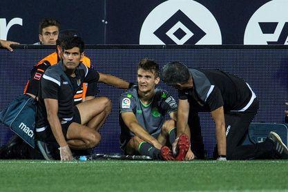 """Diego Llorente augura una eliminatoria """"disputada y bonita"""" ante el Celta"""