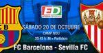 FC Barcelona-Sevilla FC: Los sueños, a un golpe de la realidad