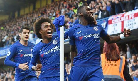 2-2. Barkley aborta el milagro de Mourinho en Stamford Bridge