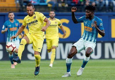 Empate sin goles entre Villarreal y Atlético al descanso