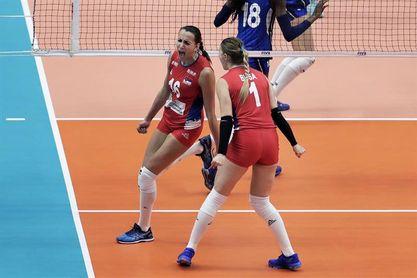 Serbia logra su primer oro mundialista