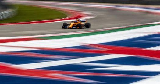 Fernando Alonso abandona el Gran Premio de Estados Unidos en la primera vuelta