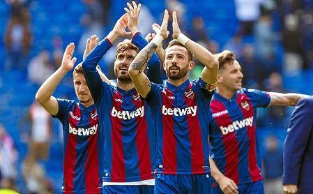 El triunfo del Levante en el Bernabéu ha sido de lo más destacado.
