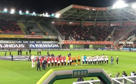 Standard y Ochoa tropiezan ante el penúltimo de Liga