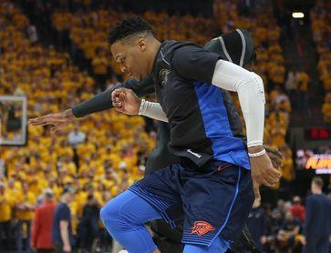107-111. Westbrook y Abrines lideran remontada de 19 puntos y Thunder ganan