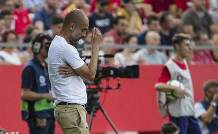 Guardiola fichó por el City... siendo entrenador del Bayern