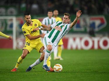 0-0. Un Villarreal sin brújula araña un empate en Viena