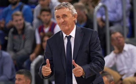El Barça, a por su cuarta victoria consecutiva en la Euroliga.