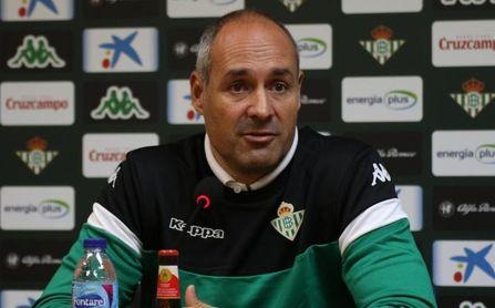 """Curro Segura: """"Aunque no será definitivo, es un partido muy importante"""""""