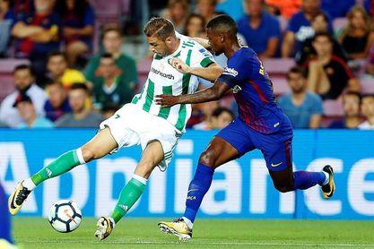 El Barça, con Messi, a consolidarse en el liderato antes del parón