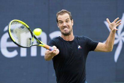 Richard Gasquet, baja para la final de la Copa Davis