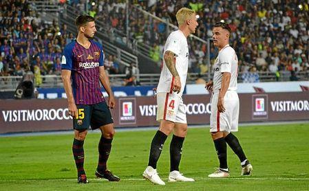 Lenglet explica su no a la Juventus