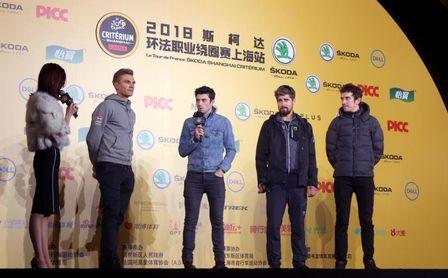 La segunda edición del Tour de Francia llega a China con Sagan y Thomas.