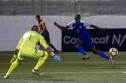 0-2. Haití vence a domicilio a Nicaragua y pone un pie en la Copa de Oro