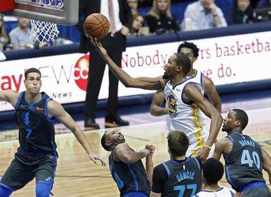 112-109. Doncic destaca en la cuarta victoria consecutiva de los Mavericks