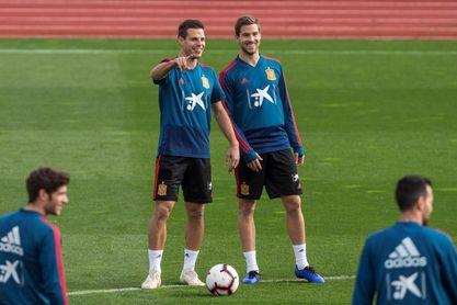 El Athletic regresa al trabajo con Iñigo Martínez y sin los sub-21