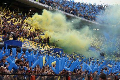 """El estrés del hincha"" preocupa a los médicos por la final de Libertadores."