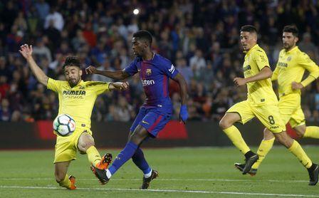 La posible venta de Dembelé, negocio para el Dortmund
