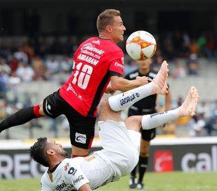 El español Abraham González ya piensa en el Clausura 2019 con Lobos Buap